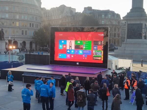 tablet gigante