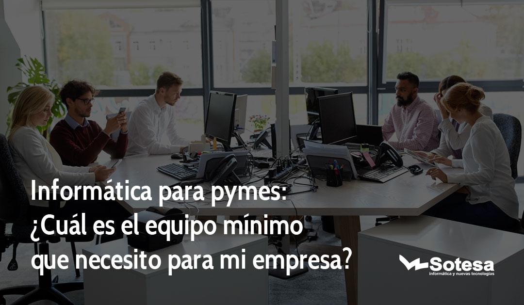 informática para pymes
