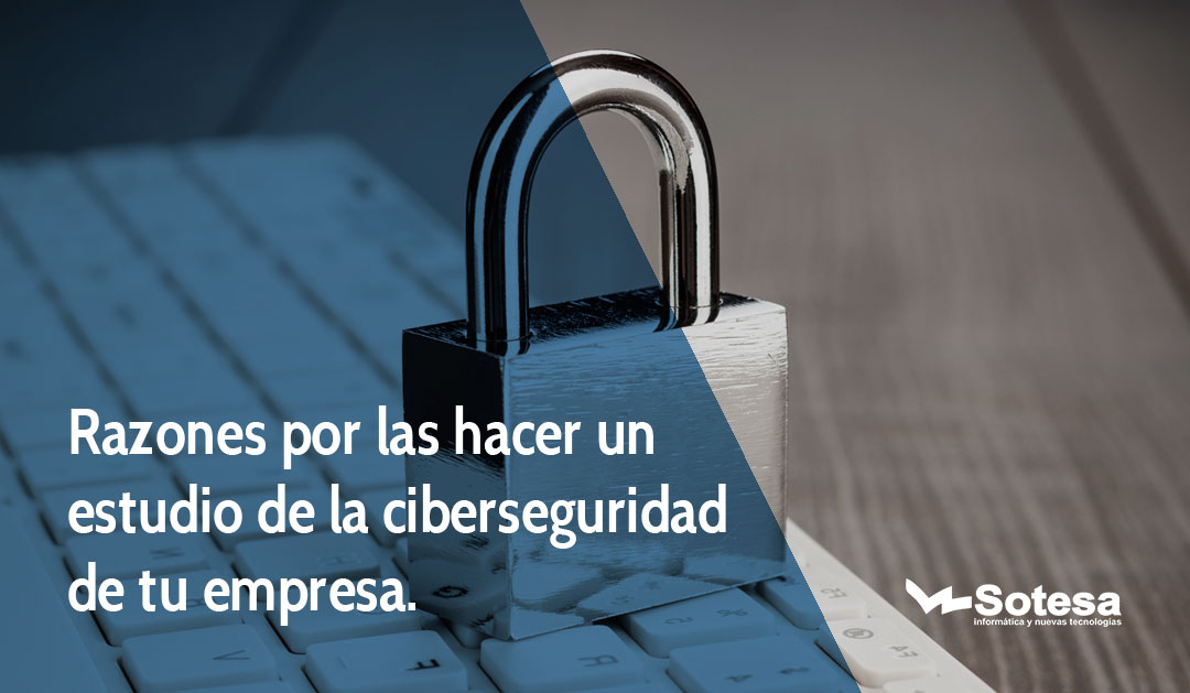 auditoría de ciberseguridad