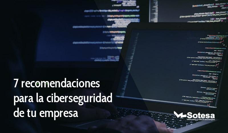 ciberseguridad es necesaria