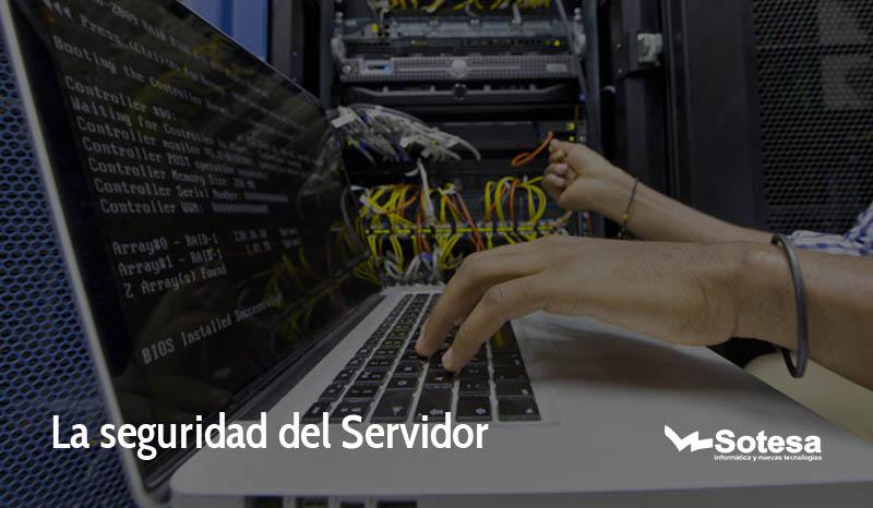 Seguridad del servidor